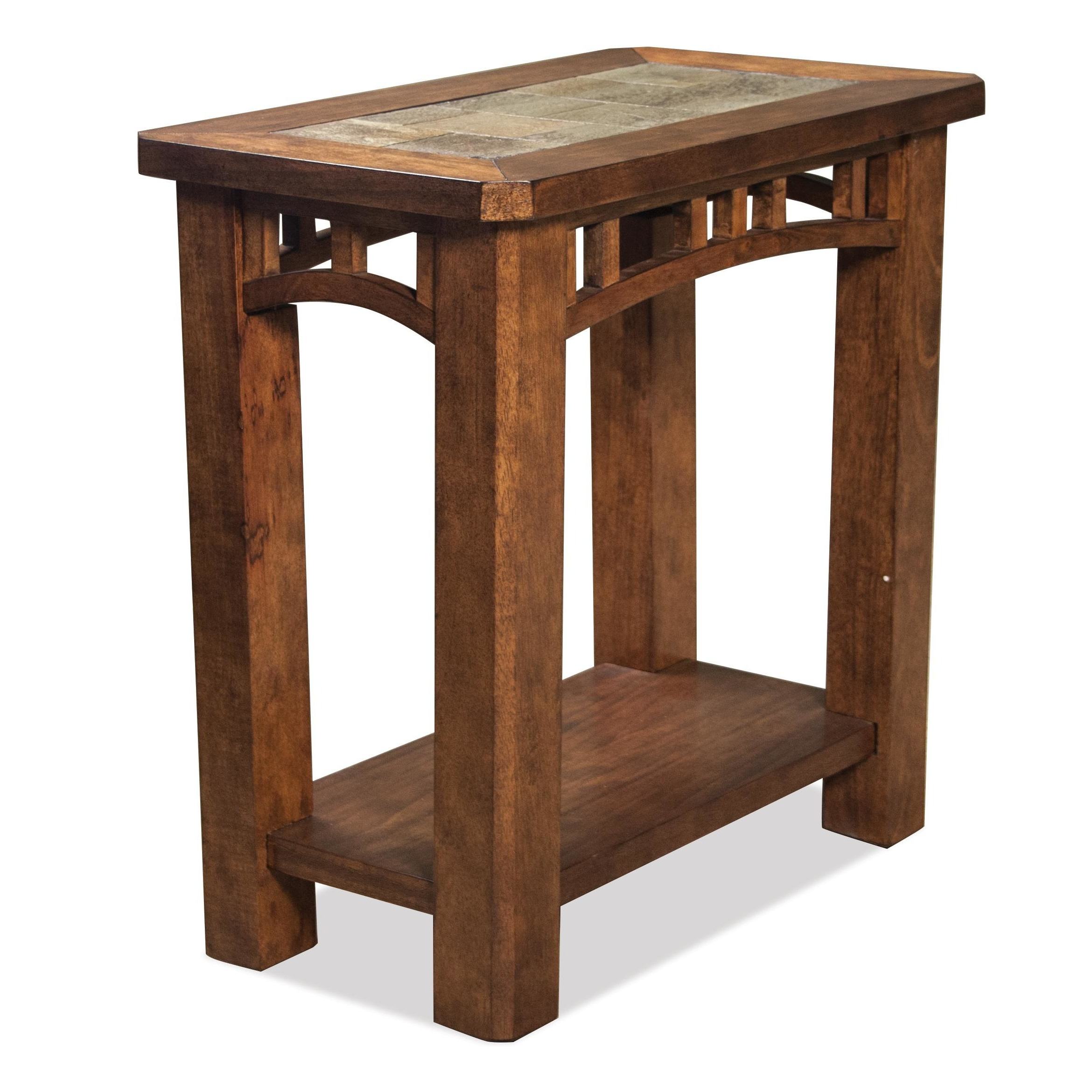 Stone End & Side Tables You'll Love | Wayfair With Regard To Layered Wood Small Square Console Tables (View 17 of 20)