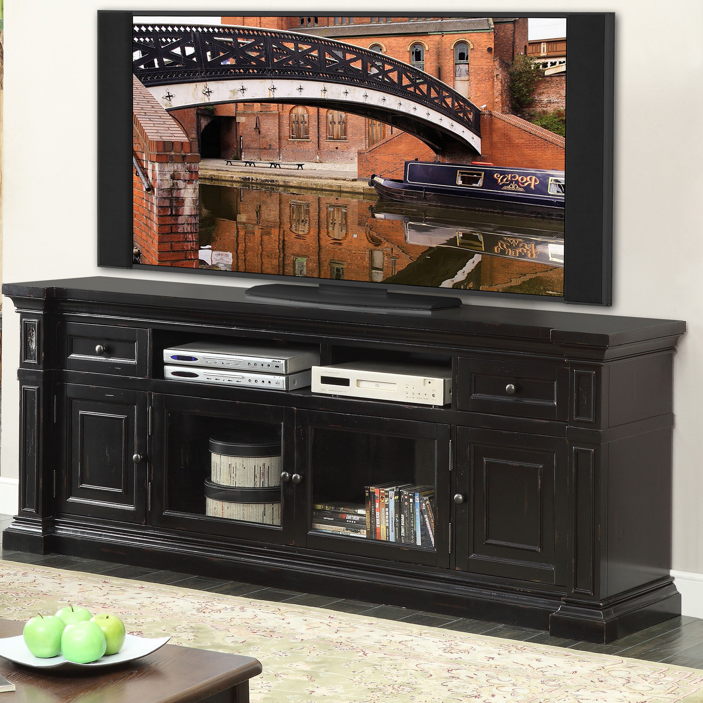 Stotts Tv Stand For Tvs Up To 75"