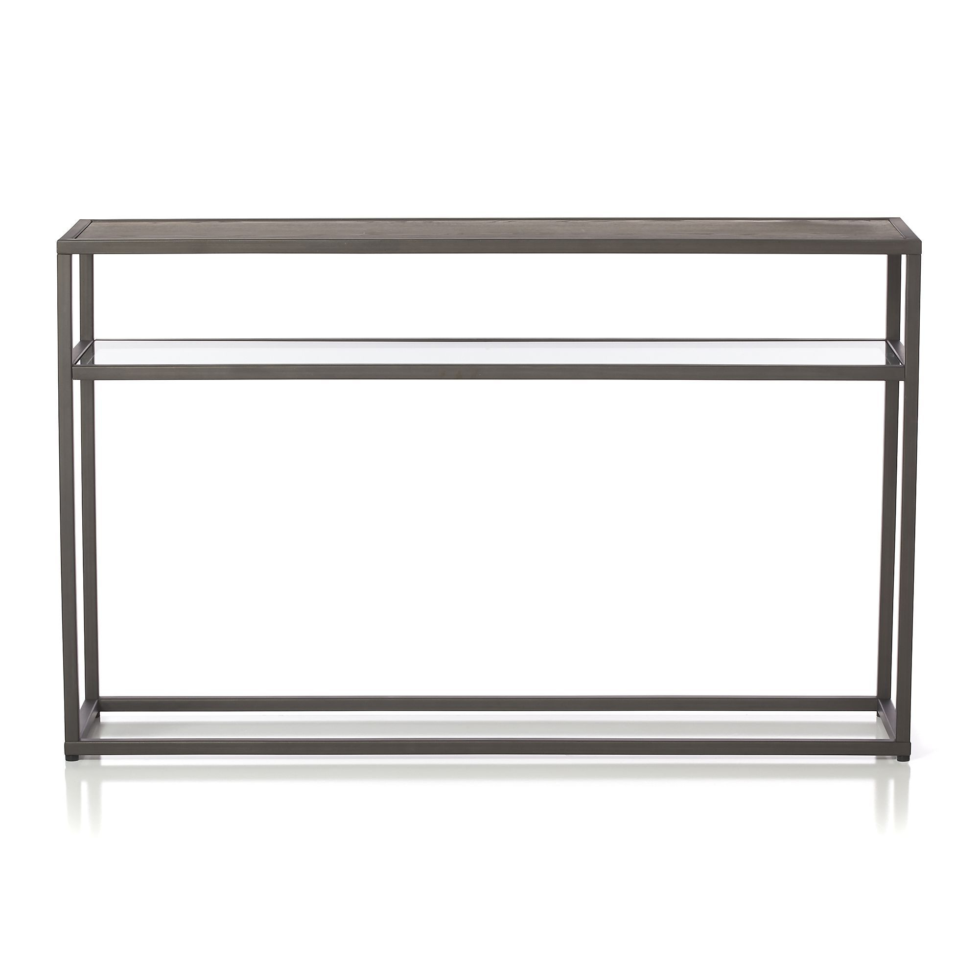 Switch Console Table | Crate And Barrel | Apartment Stuff With Regard To Switch Console Tables (Gallery 2 of 20)