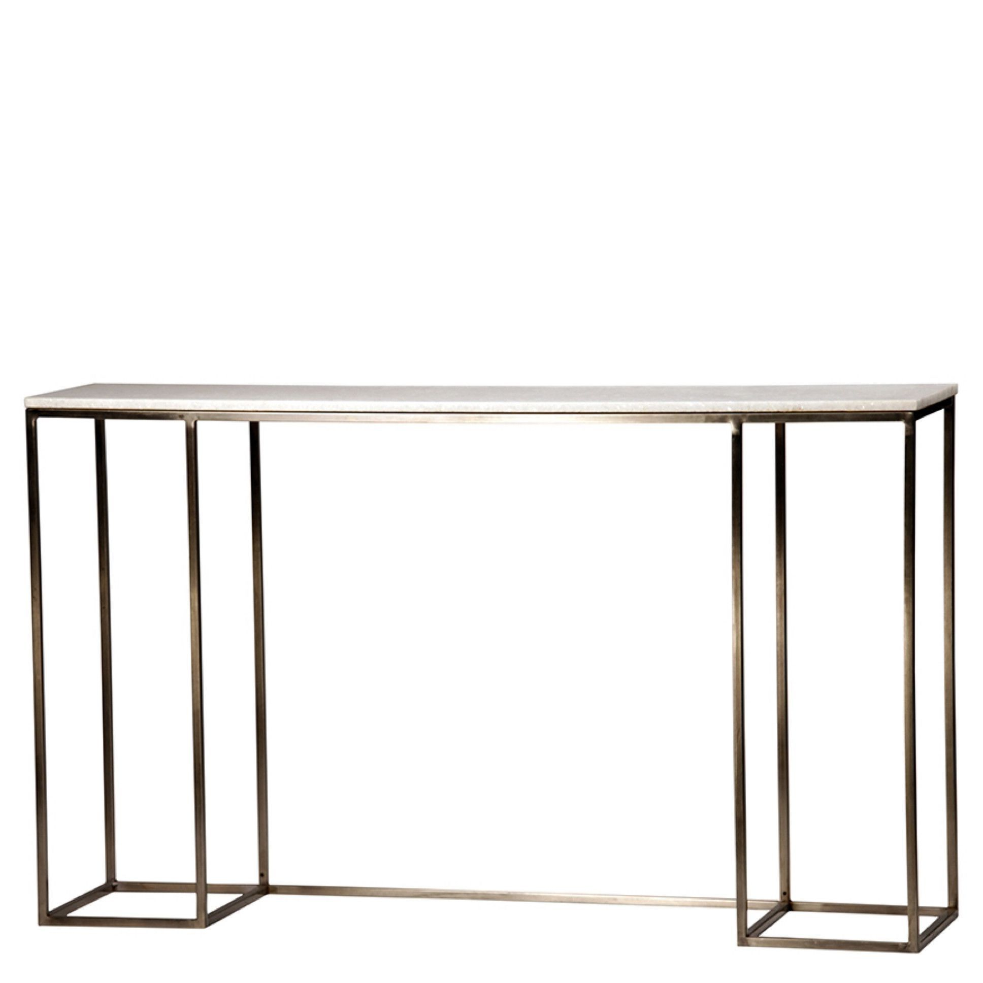 Sydney Console Table | Products | Pinterest | Console Table, Table Inside Silviano 60 Inch Iron Console Tables (Gallery 9 of 20)