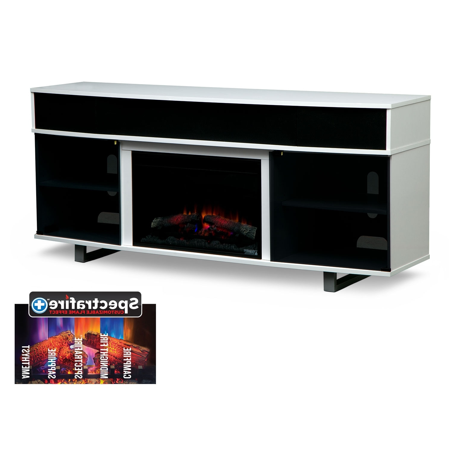 T V Stands & Media Centers | Value City Within Preston 66 Inch Tv Stands (View 4 of 20)