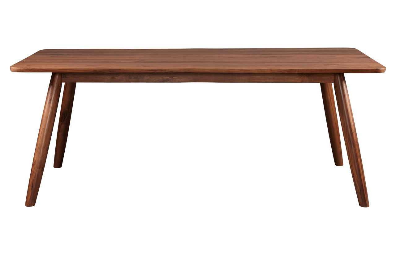 "Tahoe American Walnut 77"" Dining Table 