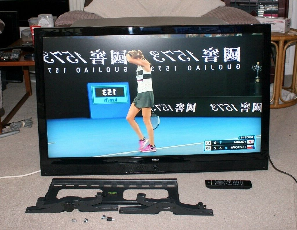 Technika 42 Inch 1080p Led Tv With Freeview | In Wakefield, West Throughout Wakefield 67 Inch Tv Stands (View 7 of 20)