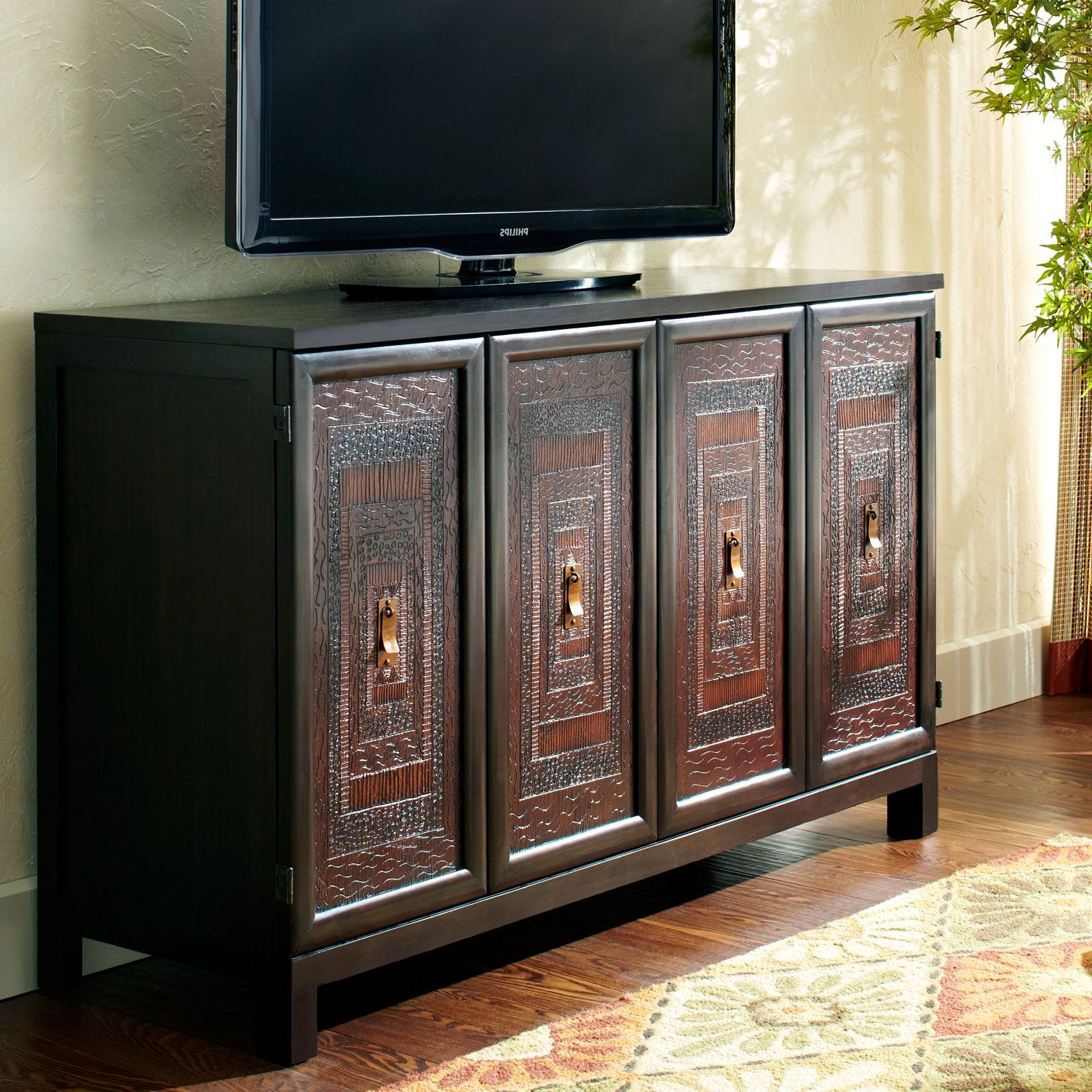 Terracotta Tv Stand | Pier 1 Imports | Apartment Living & Decor Pertaining To Dixon White 58 Inch Tv Stands (View 3 of 20)
