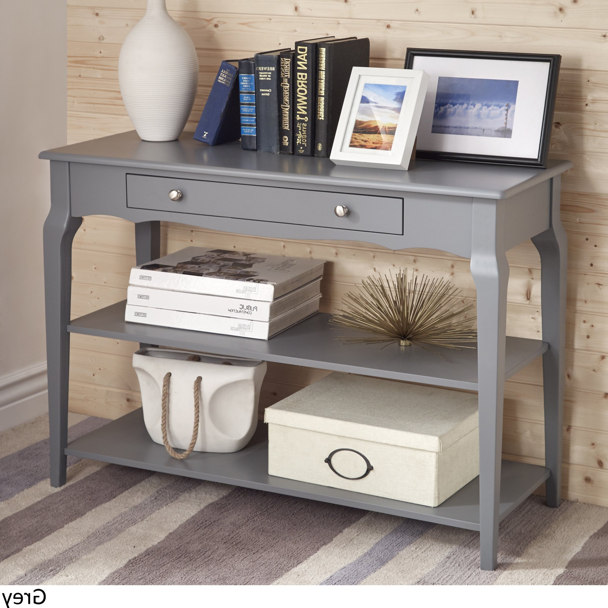 The North End Loft My Television Console Home Inspiration For Melrose Titanium 65 Inch Lowboy Tv Stands (View 18 of 18)