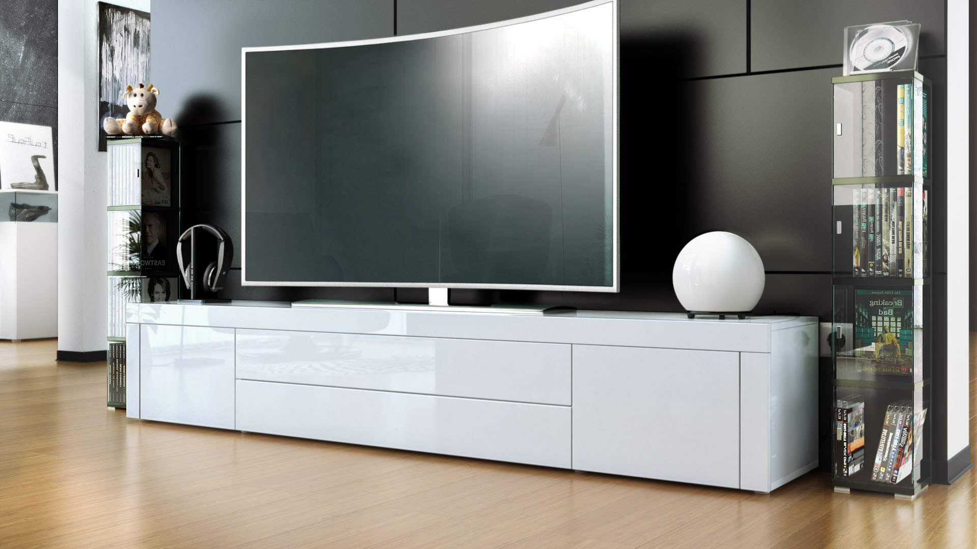 Top 3 Best Entertainment Centers And Tv Stands For A 70 Inch Tv Within Oxford 70 Inch Tv Stands (View 14 of 20)