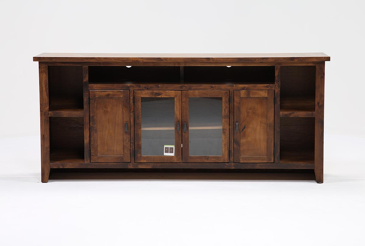 Trent 84 Inch Tv Stand Living Spaces Console Table Tv Stand Regarding Silviano 84 Inch Console Tables (View 6 of 20)
