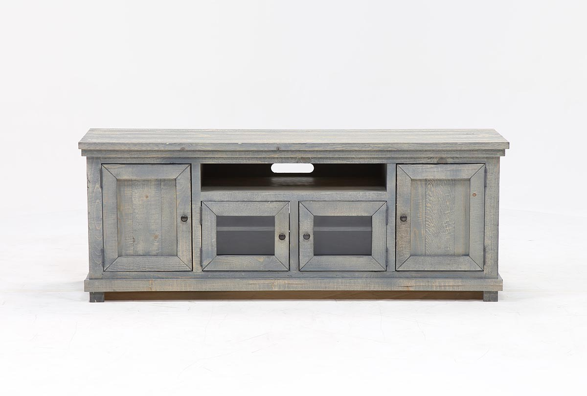 Tv Console | Canyon Creek 84 Inch Entertainment Console And Hutch In Walton 74 Inch Open Tv Stands (View 12 of 20)