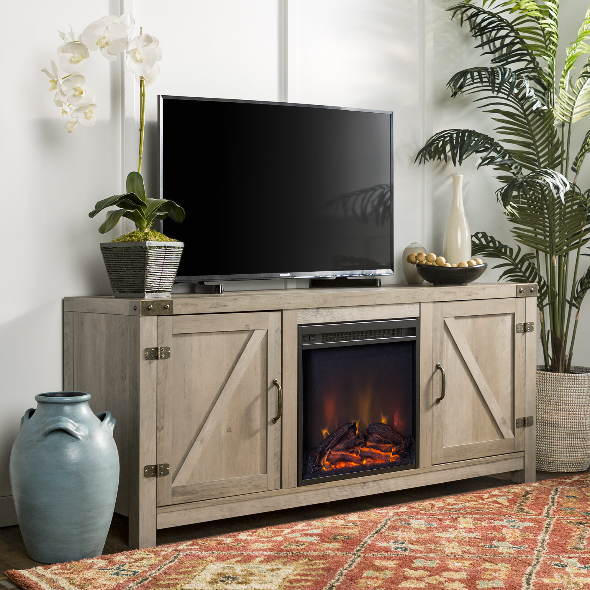 Tv Stand For 75 Inch Tv | Wayfair In Laurent 70 Inch Tv Stands (View 13 of 20)