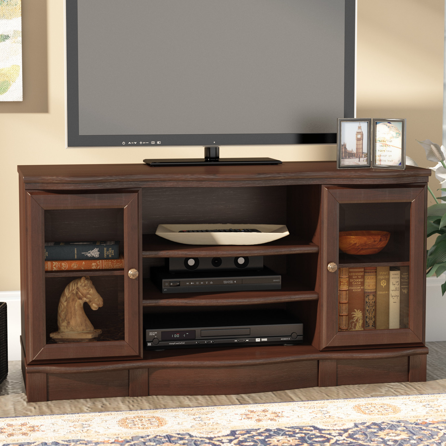 Tv Stand For 75 Inch Tv | Wayfair Pertaining To Laurent 70 Inch Tv Stands (View 14 of 20)