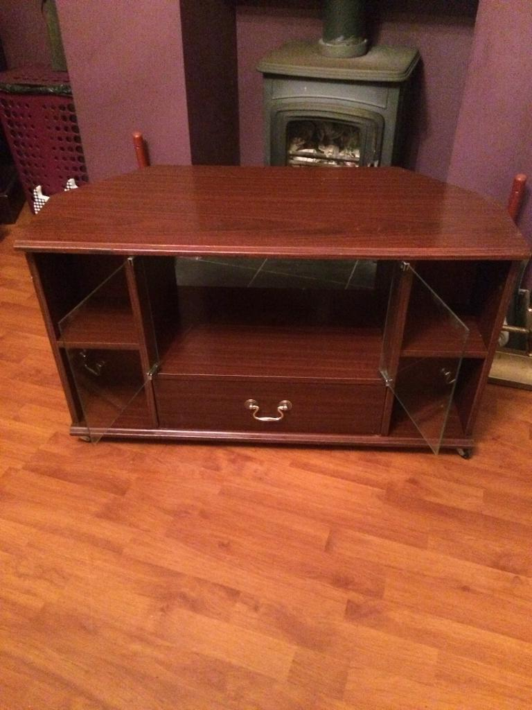 Tv Stand | In Magherafelt, County Londonderry | Gumtree Regarding Maddy 50 Inch Tv Stands (View 18 of 20)