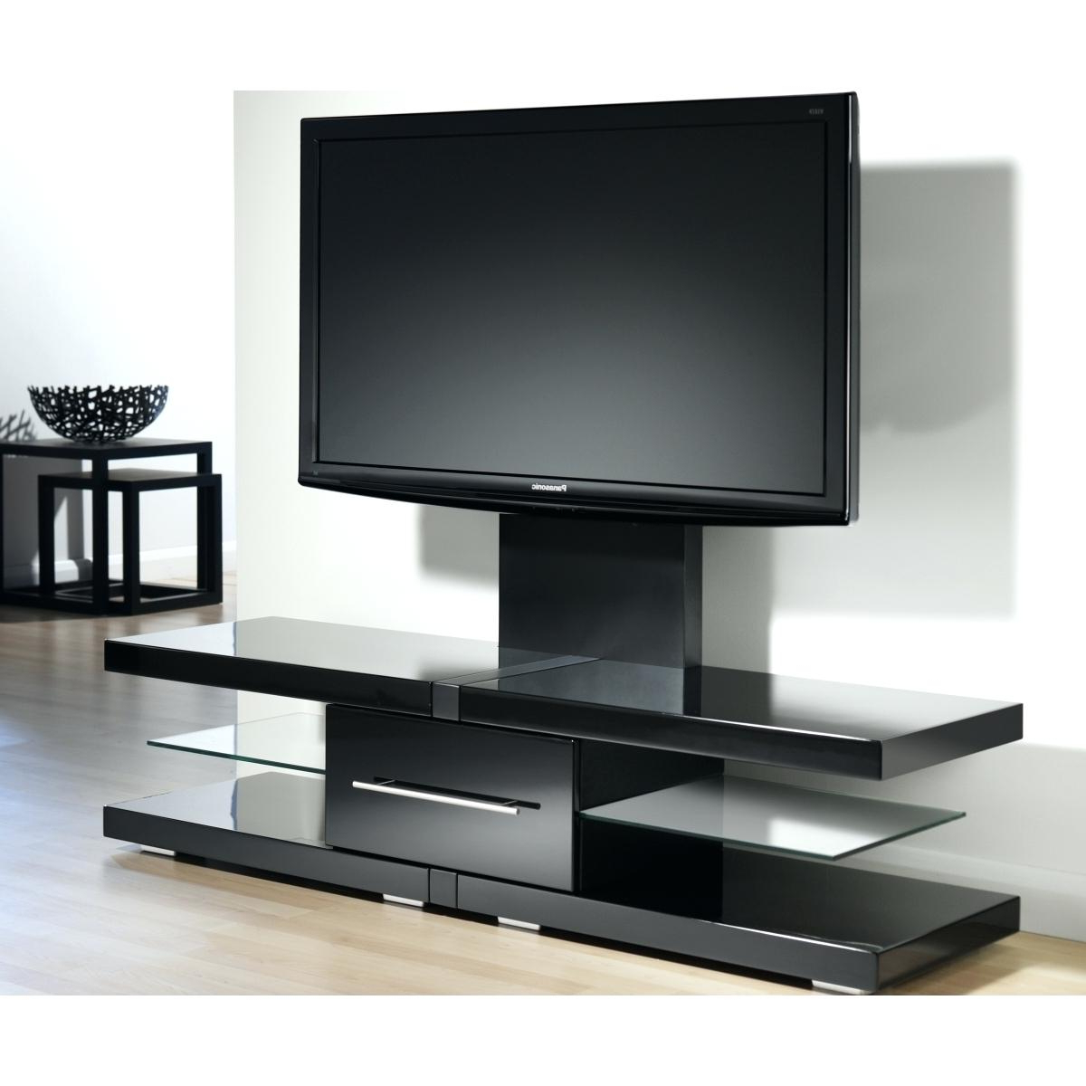 Tv Stand With Mount Swivel Fitueyes Floor For 32 60 Inches Best In Vista 60 Inch Tv Stands (View 16 of 20)