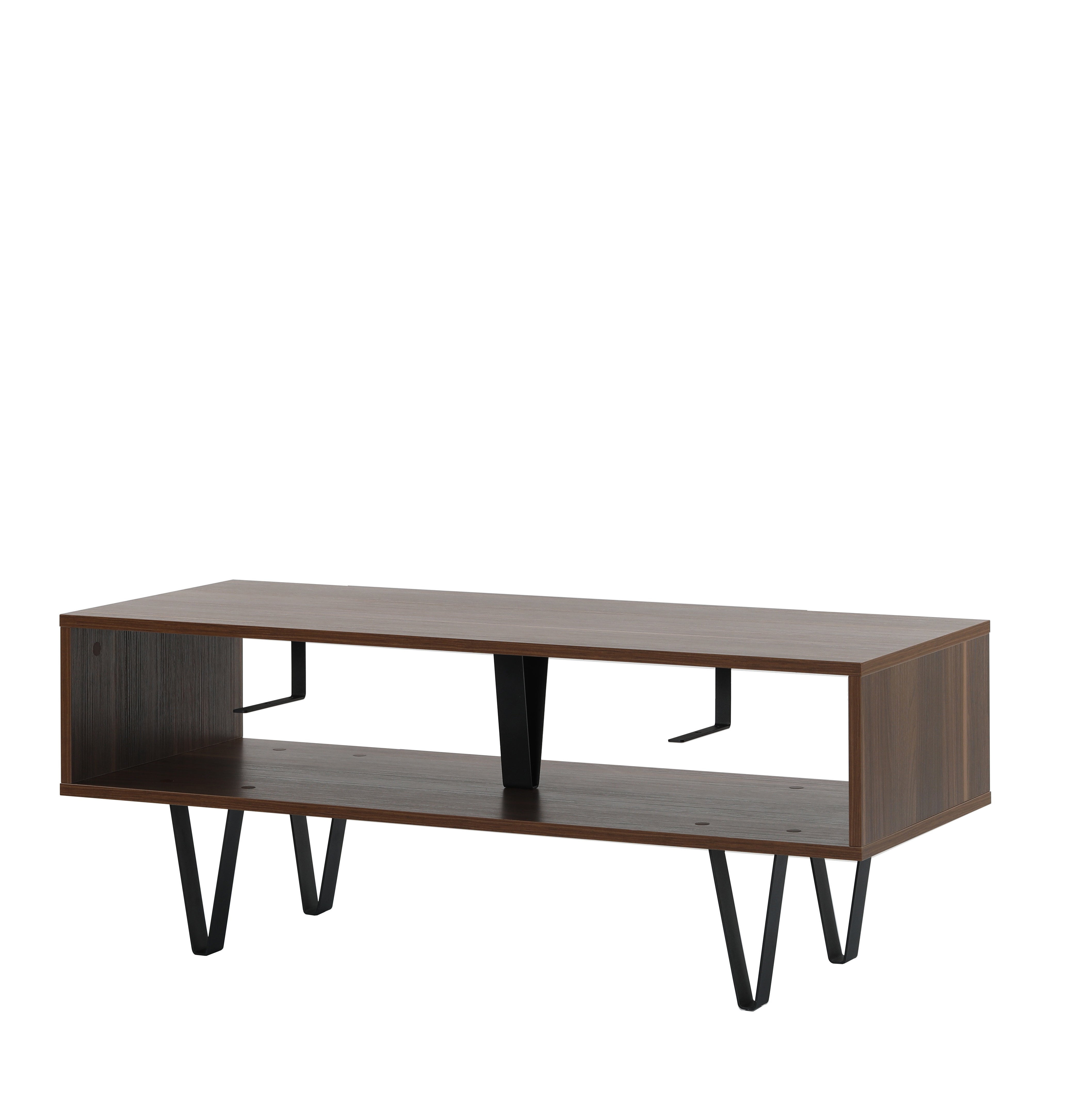Tv Stand With Side Tables | Wayfair.co.uk In Natural 2 Door Plasma Console Tables (Gallery 12 of 20)