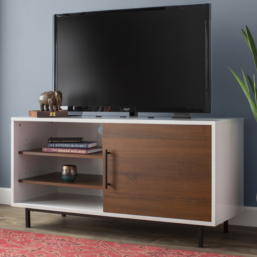 Tv Stands And Consoles To Fit Your Home Decor Living Spaces Walton Pertaining To Walton 74 Inch Open Tv Stands (View 15 of 20)