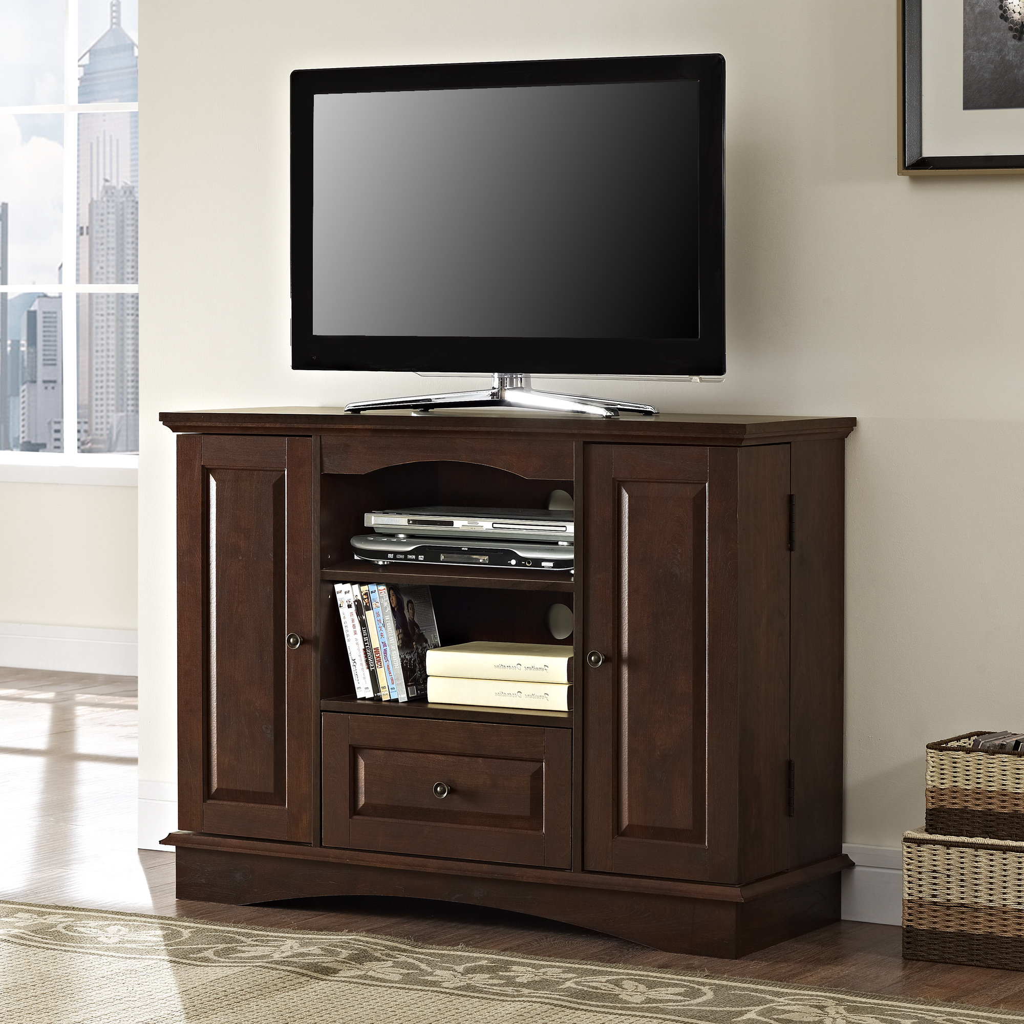 Tv Stands | Birch Lane With Walton 72 Inch Tv Stands (Gallery 20 of 20)