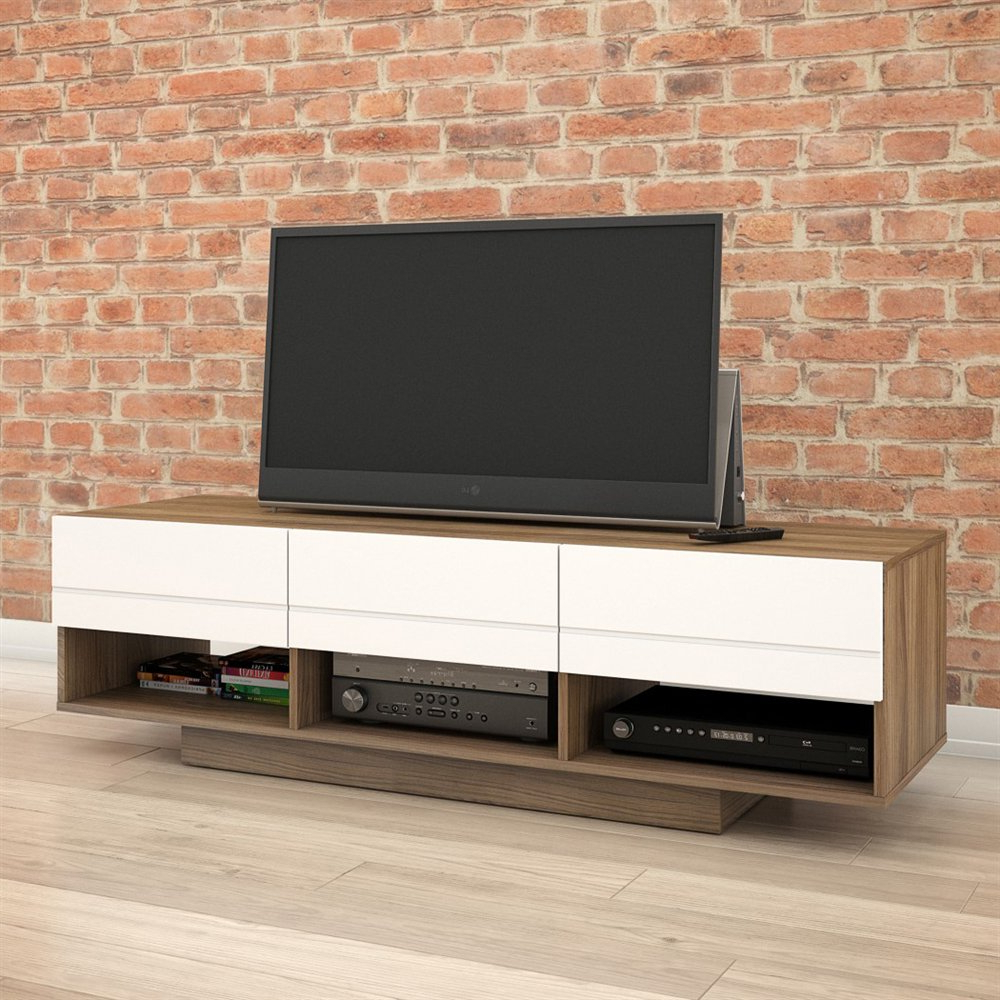 Tv Stands – Corner, Fireplace & More | Lowe's Canada Within Rowan 74 Inch Tv Stands (View 19 of 20)