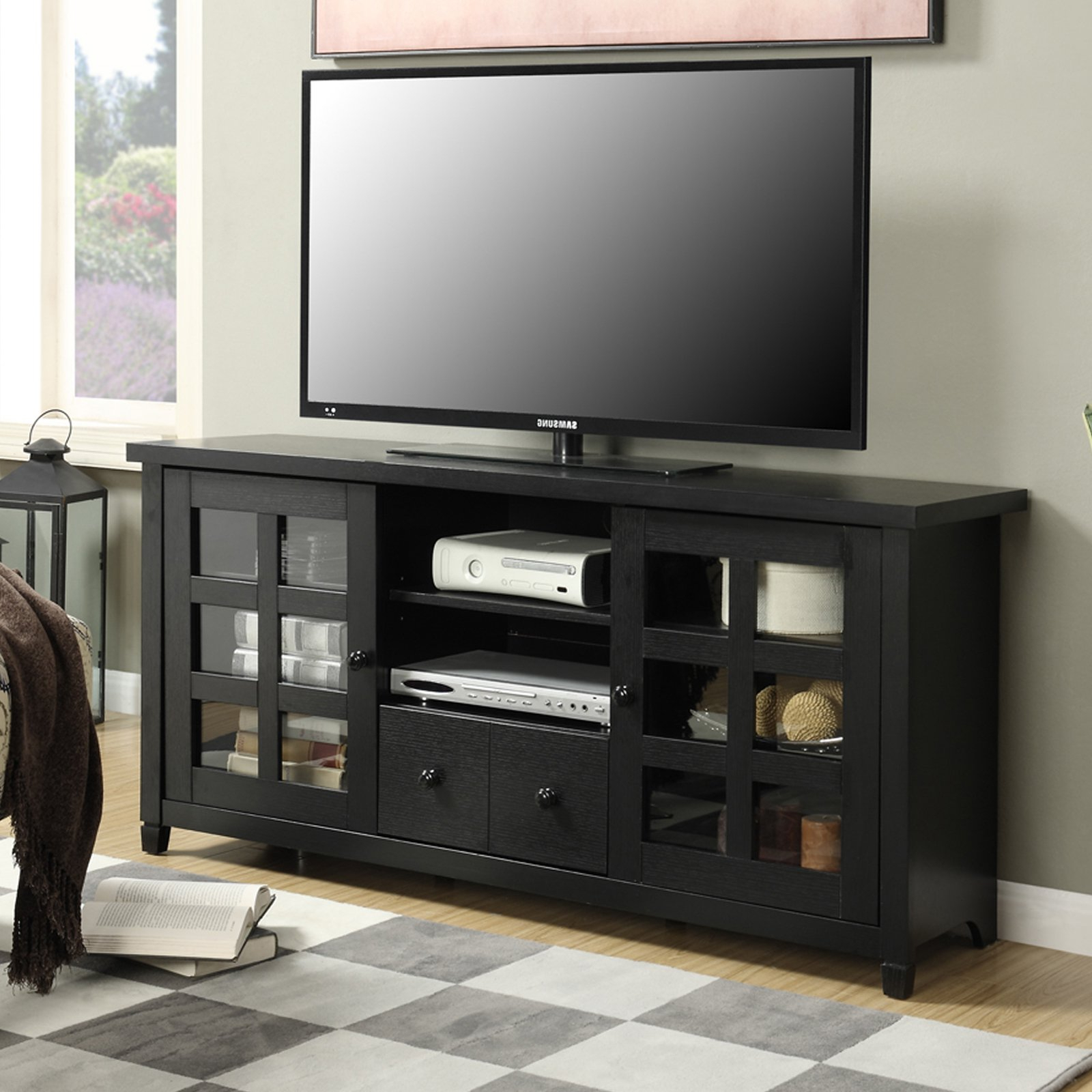 Tv Stands & Entertainment Centers | Hayneedle Regarding Laurent 70 Inch Tv Stands (View 19 of 20)