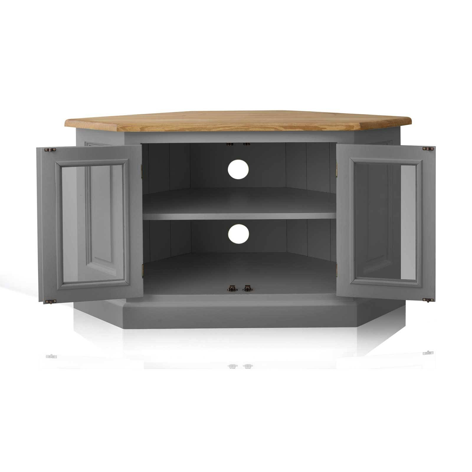 Tv Stands With Mount Rustic Wood Stand Modern Sliding Barn Doors Intended For Casey Grey 74 Inch Tv Stands (View 6 of 20)