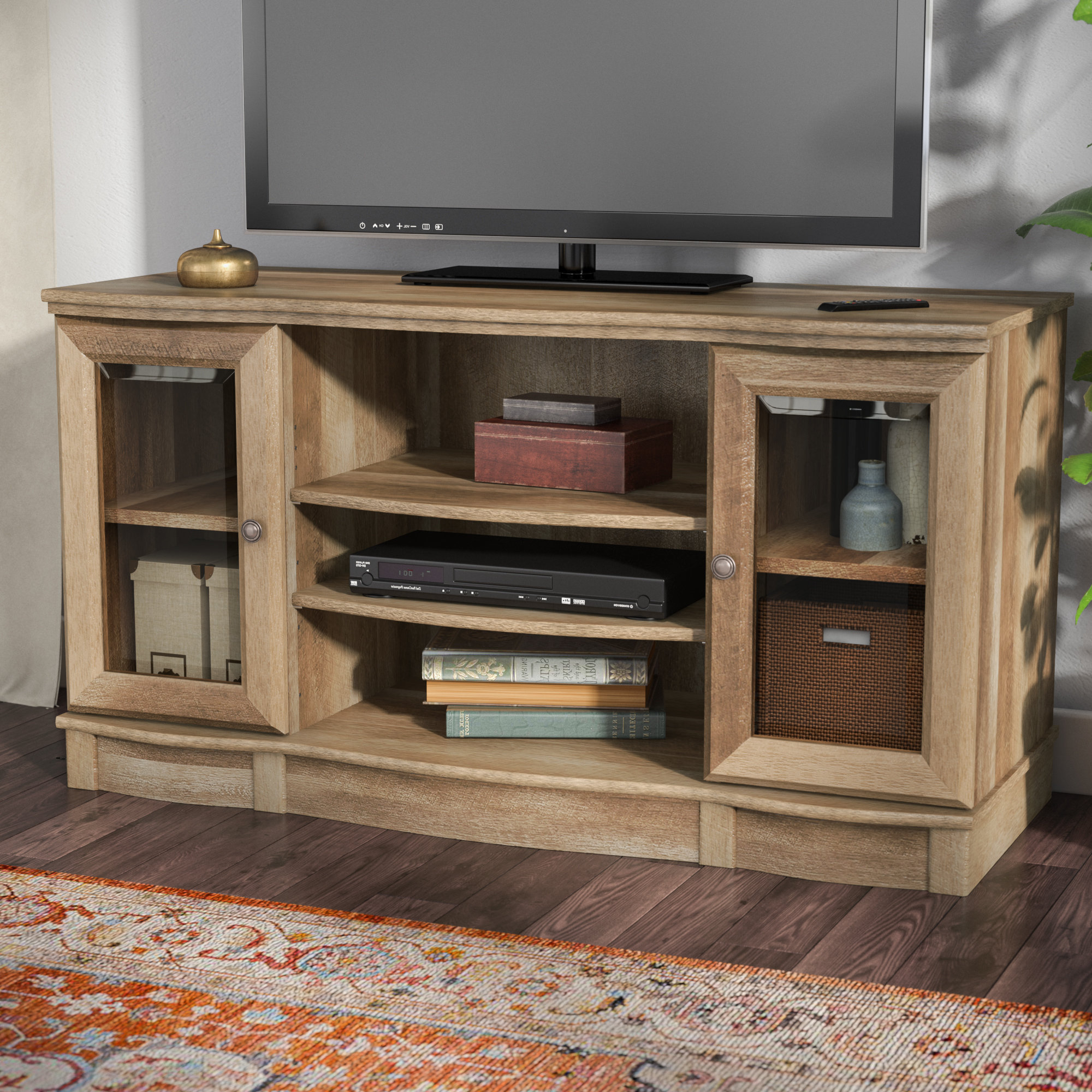 Unique Tv Stands | Wayfair With Laurent 50 Inch Tv Stands (Gallery 12 of 20)