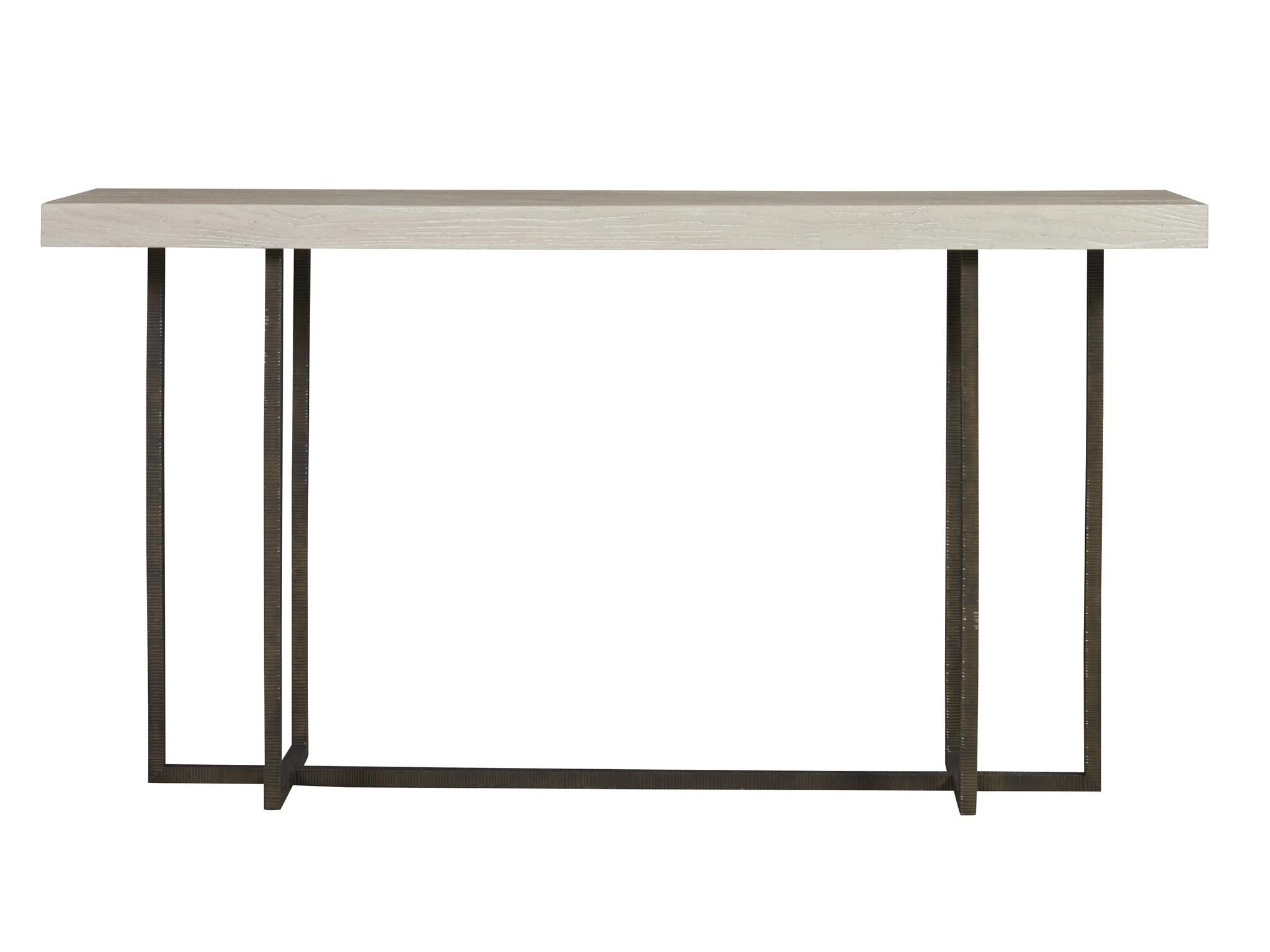 Universal Modern | Wilder Console Table | Hawthorne Heights Raised With Era Limestone Console Tables (View 4 of 20)