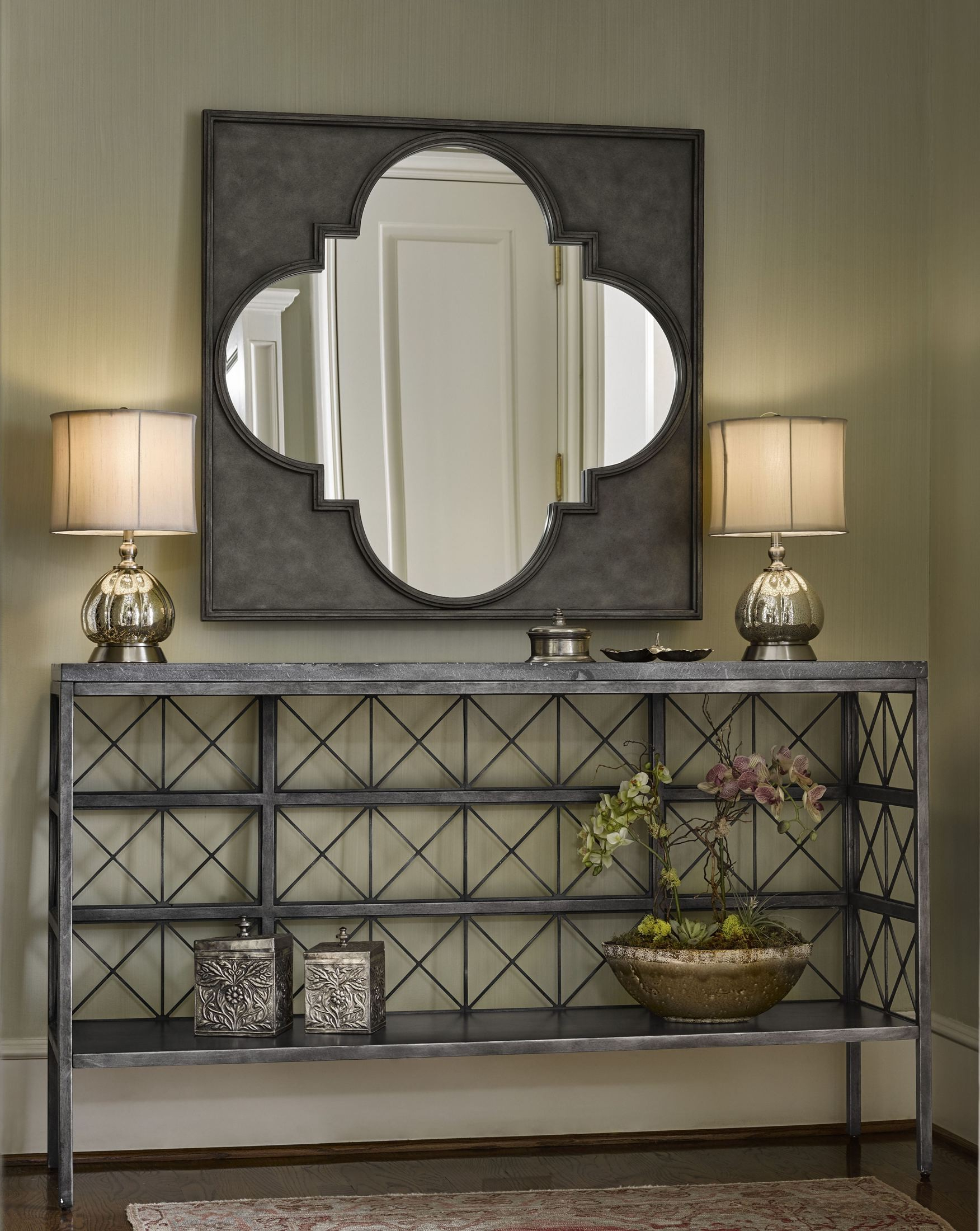 Universal Sojourn Bluestone Console Table – Sojourn Collection: 1 Within Bluestone Console Tables (View 17 of 20)