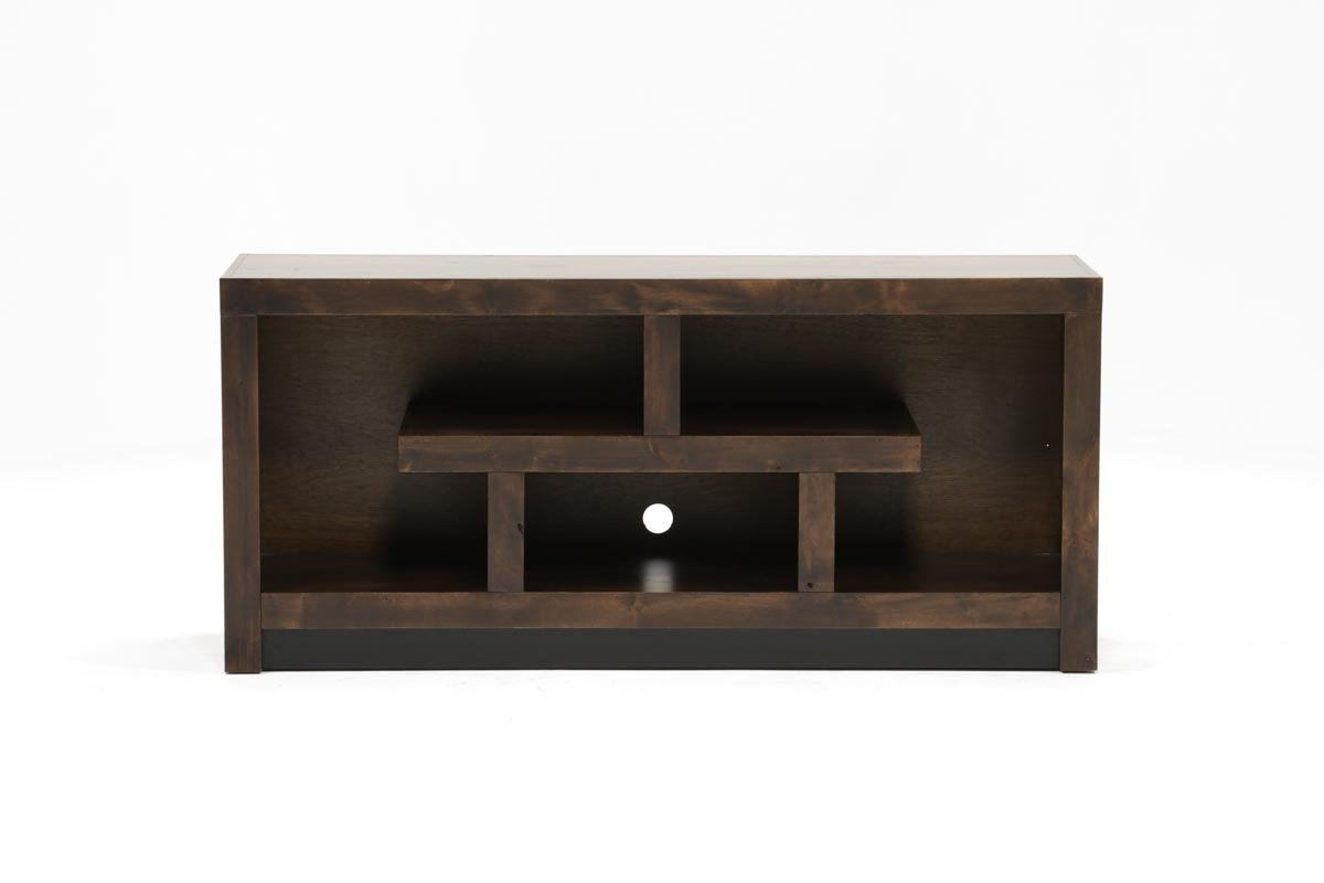 Walton 60 Inch Tv Stand | Living Spaces Throughout Wakefield 85 Inch Tv Stands (Gallery 1 of 20)