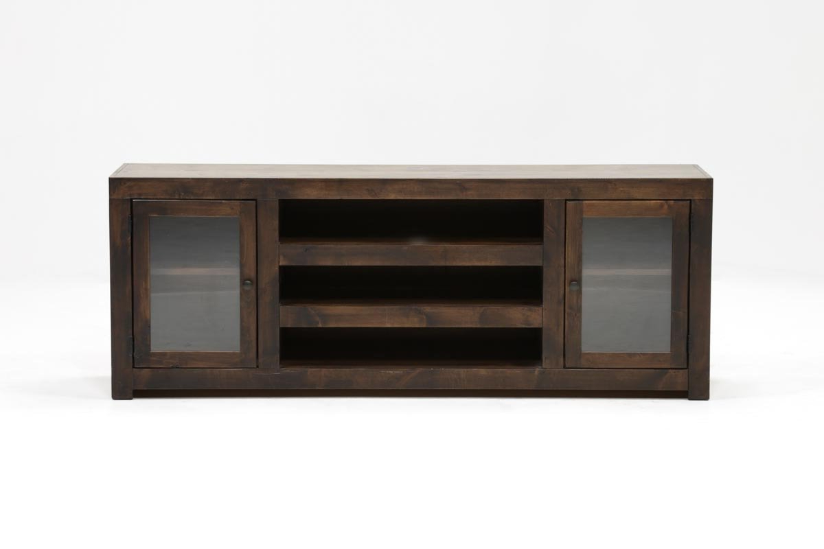 Walton 72 Inch Tv Stand | Living Spaces Intended For Walton Grey 72 Inch Tv Stands (View 2 of 20)
