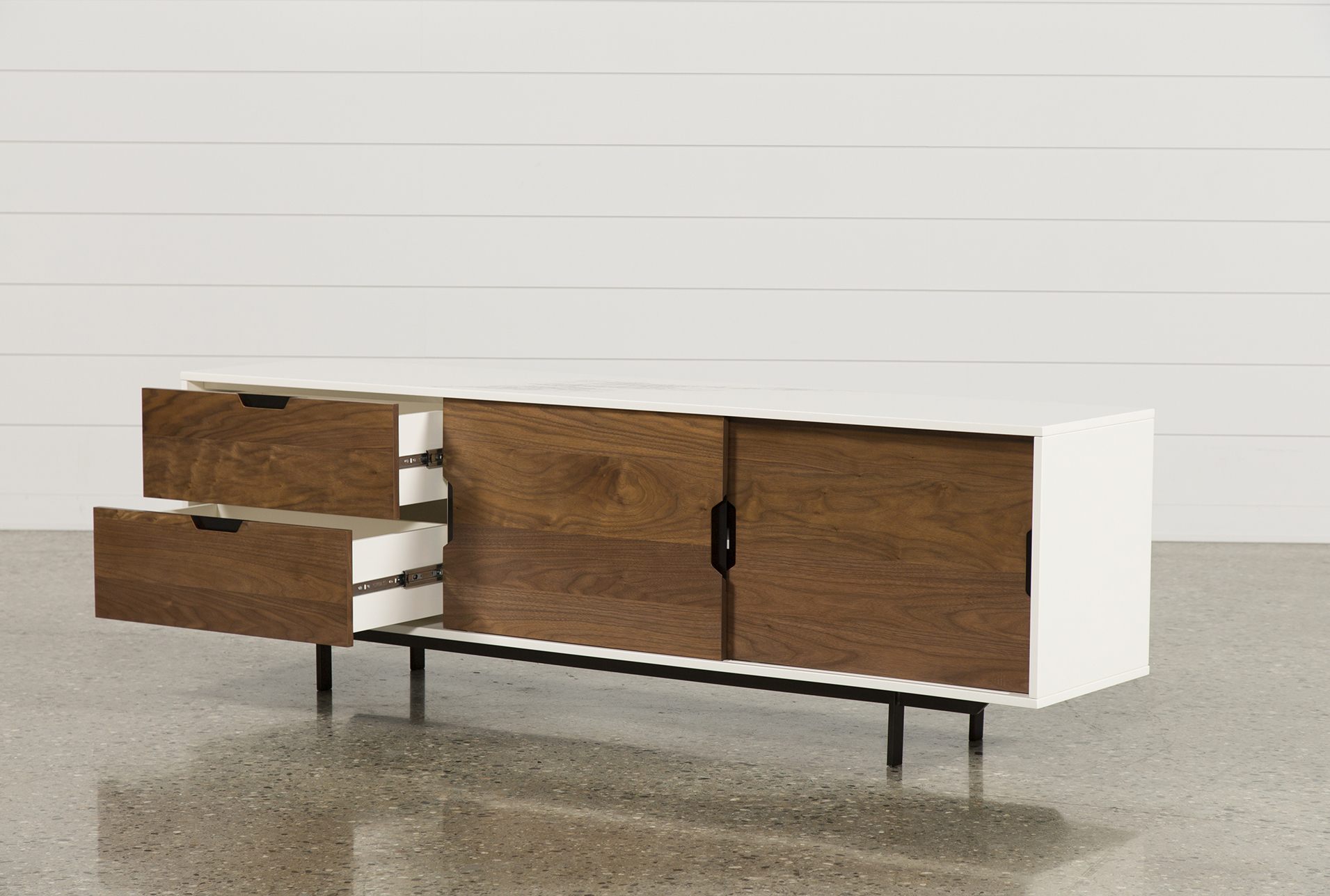 Walton Grey 72 Inch Tv Stand | Andretta Residence | Pinterest Throughout Walton Grey 72 Inch Tv Stands (View 15 of 20)