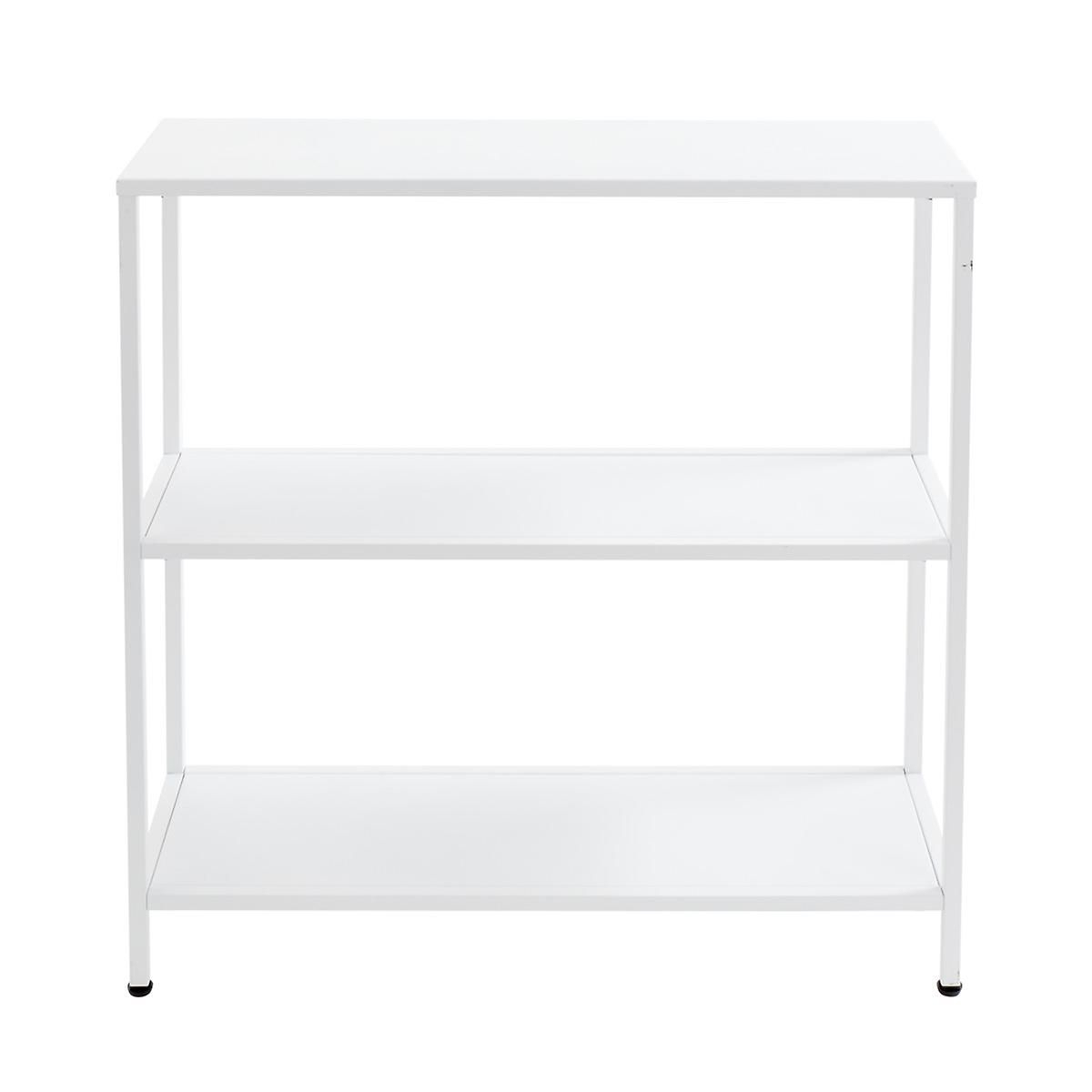 White Essence 3 Tier Console Table | Console Tables, Consoles And In Echelon Console Tables (View 20 of 20)