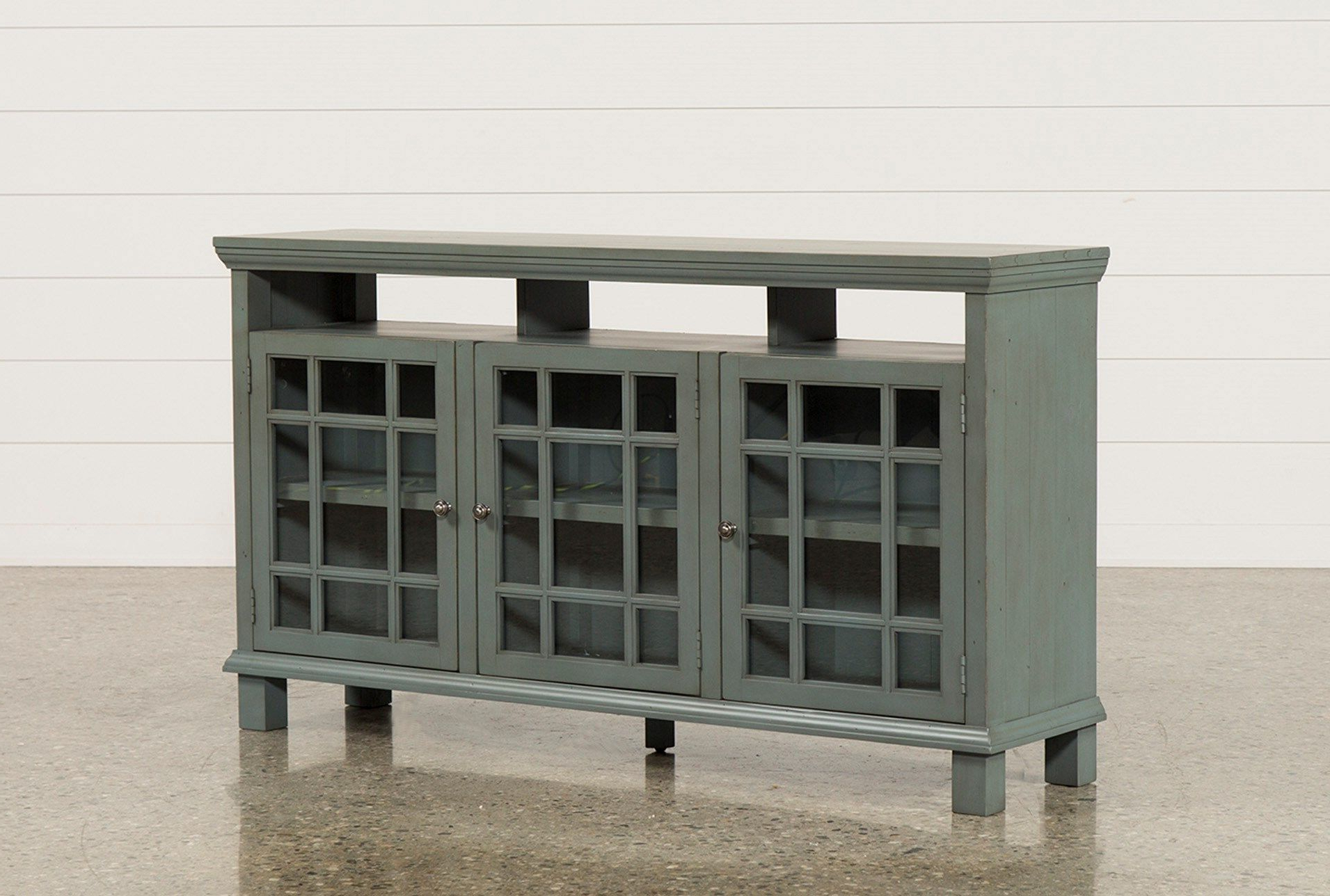 With Three Size And Color Options To Choose From, You'll Meet Your Inside Jaxon 65 Inch Tv Stands (View 20 of 20)