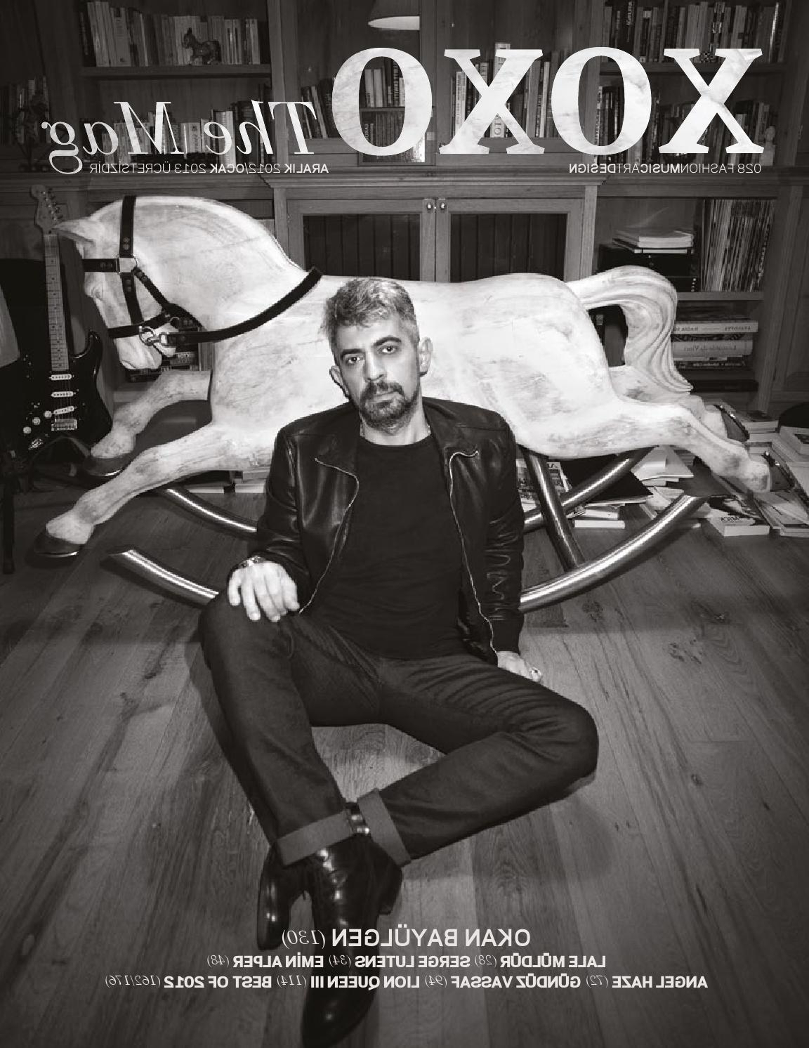 Xoxo The Mag/december 2012 January 2013xoxo The Mag – Issuu With Kilian Black 49 Inch Tv Stands (View 18 of 20)