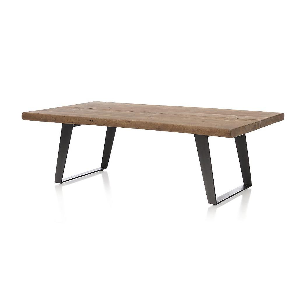 Yukon Natural Coffee Table | Furniture | Table, Living Room, Room In Yukon Natural Console Tables (View 14 of 20)