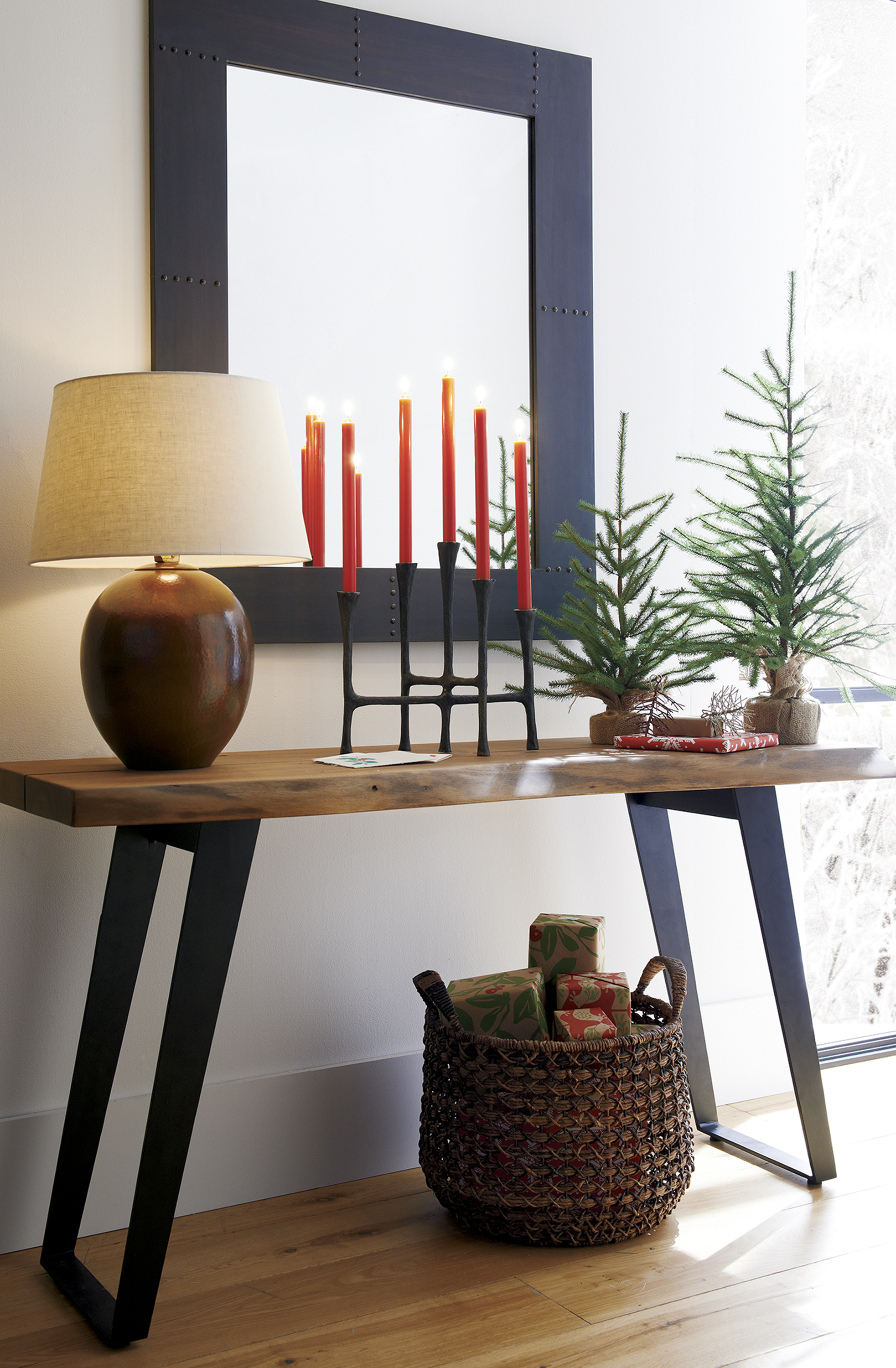 Featured Photo of Yukon Grey Console Tables