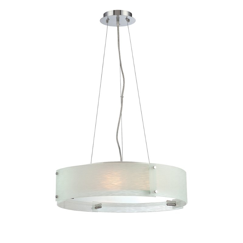 2019 Contemporary 20 Inch Ceiling Lamp – Kaelin (View 16 of 20)