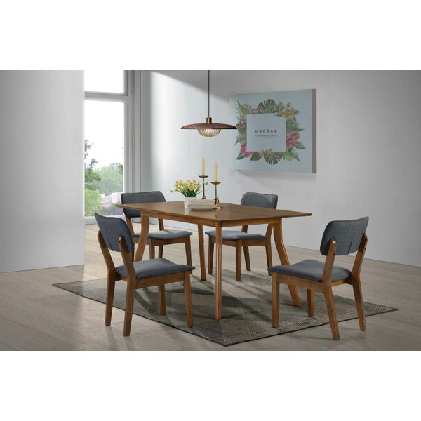 2019 Design Lockwood 7 Piece Dining Setloon Peak 2019 Online On (View 1 of 20)