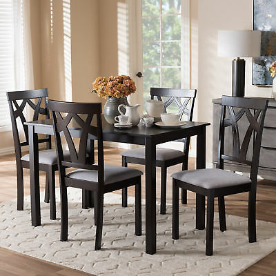 2019 Lightle 5 Piece Breakfast Nook Dining Sets Within Ebern Designs Lightle 5 Piece Breakfast Nook Dining Set – $ (View 1 of 20)