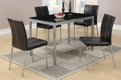 2019 Poundex Dining Table (View 10 of 20)