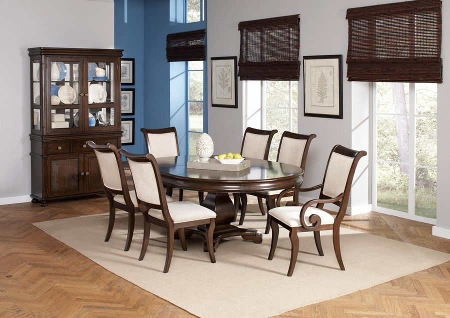 2019 Rossi 5 Piece Dining Sets Throughout No Credit Check Good Bad Credit Financing (Gallery 19 of 20)