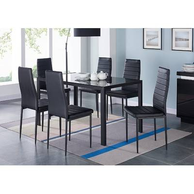 2020 Lamotte 5 Piece Dining Sets For Ebern Designs Lamotte 5 Piece Dining Set (View 1 of 20)