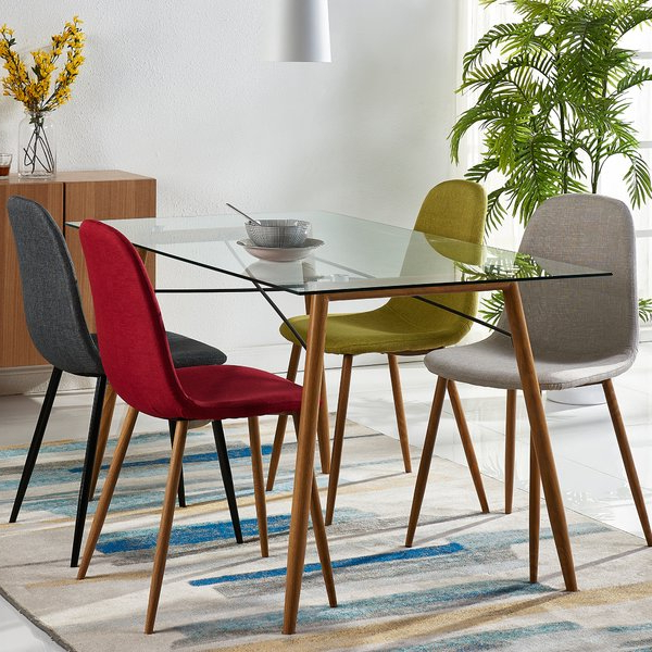 2020 Modern & Contemporary Rudder 3 Piece Dining Set (View 1 of 20)