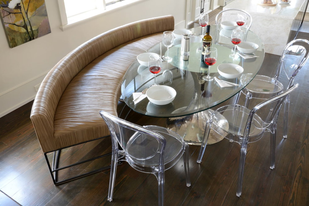 2020 Winsted 4 Piece Counter Height Dining Sets Throughout French Quarter Penthouse — Tanga Winstead Designs (Gallery 20 of 20)