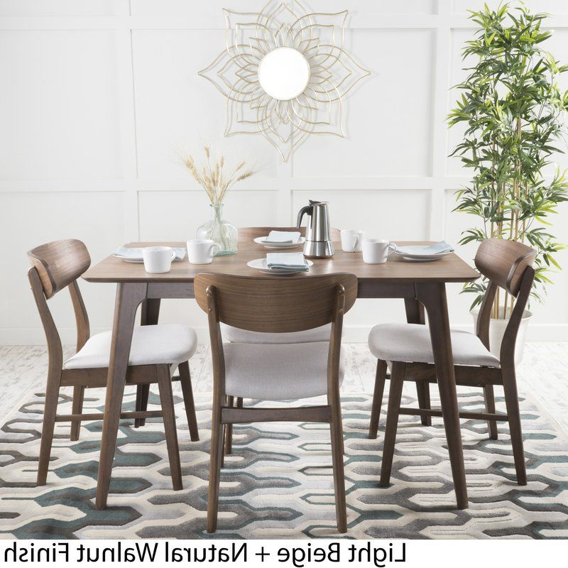 5 Piece Dining Set, Dining (Gallery 15 of 20)