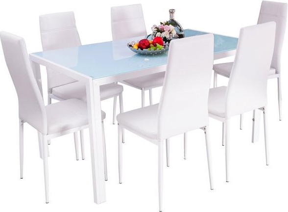 Allmodern Intended For Most Current Travon 5 Piece Dining Sets (View 2 of 20)