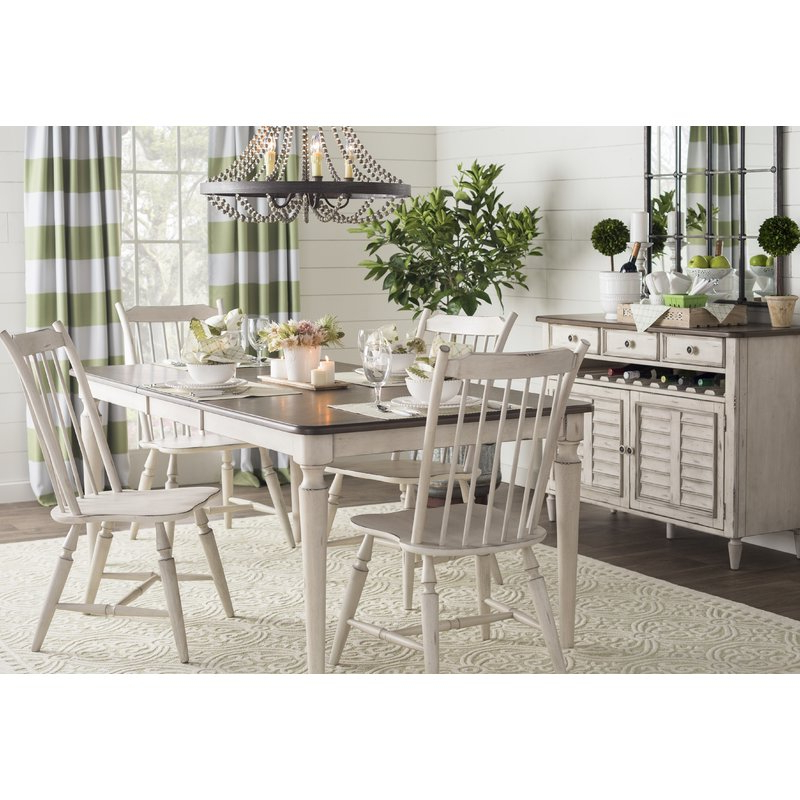 Baleine Extendable Dining Table & Reviews (View 14 of 20)