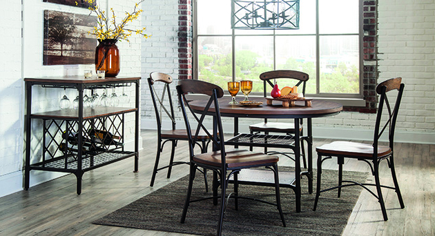 Bedfo 3 Piece Dining Sets With Well Known Dining Room Demello's Furniture (View 13 of 20)