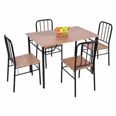 Best And Newest Gracie Oaks Emmeline 5 Piece Breakfast Nook Dining Set & Reviews Regarding Emmeline 5 Piece Breakfast Nook Dining Sets (Gallery 6 of 20)