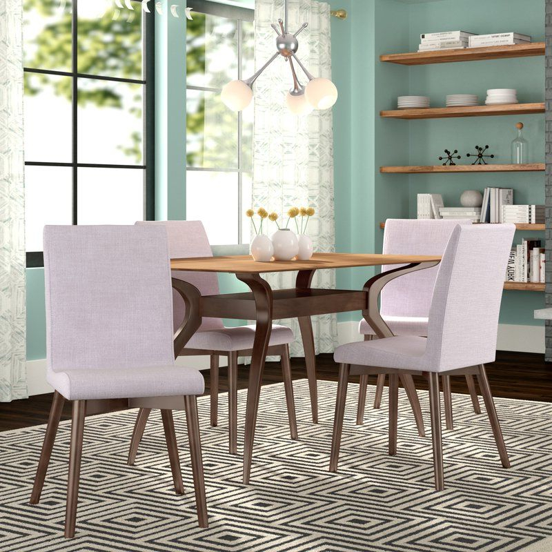 Best And Newest Liles 5 Piece Breakfast Nook Dining Sets Intended For Liles 5 Piece Dining Set In (View 16 of 20)