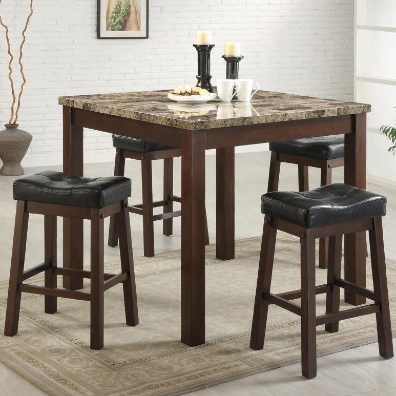 Best And Newest Santa Clara Furniture Store, San Jose Furniture Store, Sunnyvale With Anette 3 Piece Counter Height Dining Sets (Gallery 17 of 20)