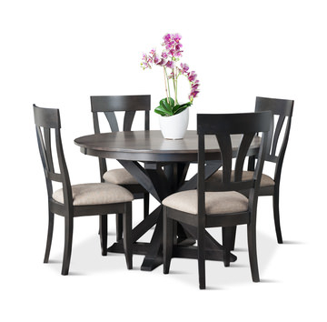 Bryson 5 Piece Dining Sets In Newest Dining Sets – Products (View 6 of 20)