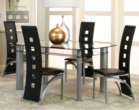 Cargo 5 Piece Dining Sets Inside Widely Used Pinterest (Gallery 10 of 20)